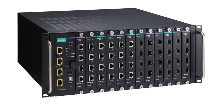 MOXA ICS-G7748A-HV-HV