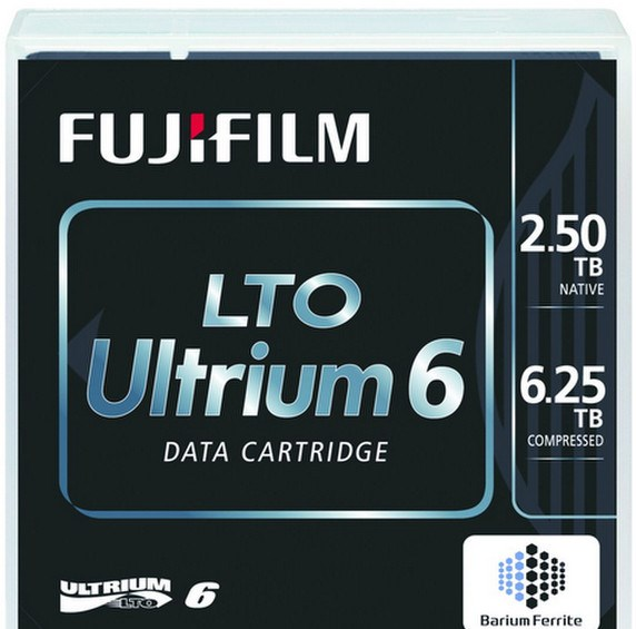Картридж Fujitsu LTO-6 CR media, 5pack random label, D: CR-LTO6-05L-BF
