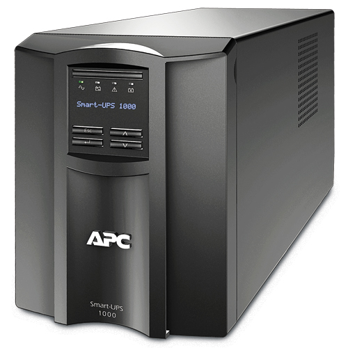 ИБП APC SMT1000I