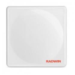 Плоская панельная антенна RADWIN RW-9612-4001,1.2ft (36см), двойная поляризация, коэффициент усиления до 22 дБи, диапазон 4.40-5.10