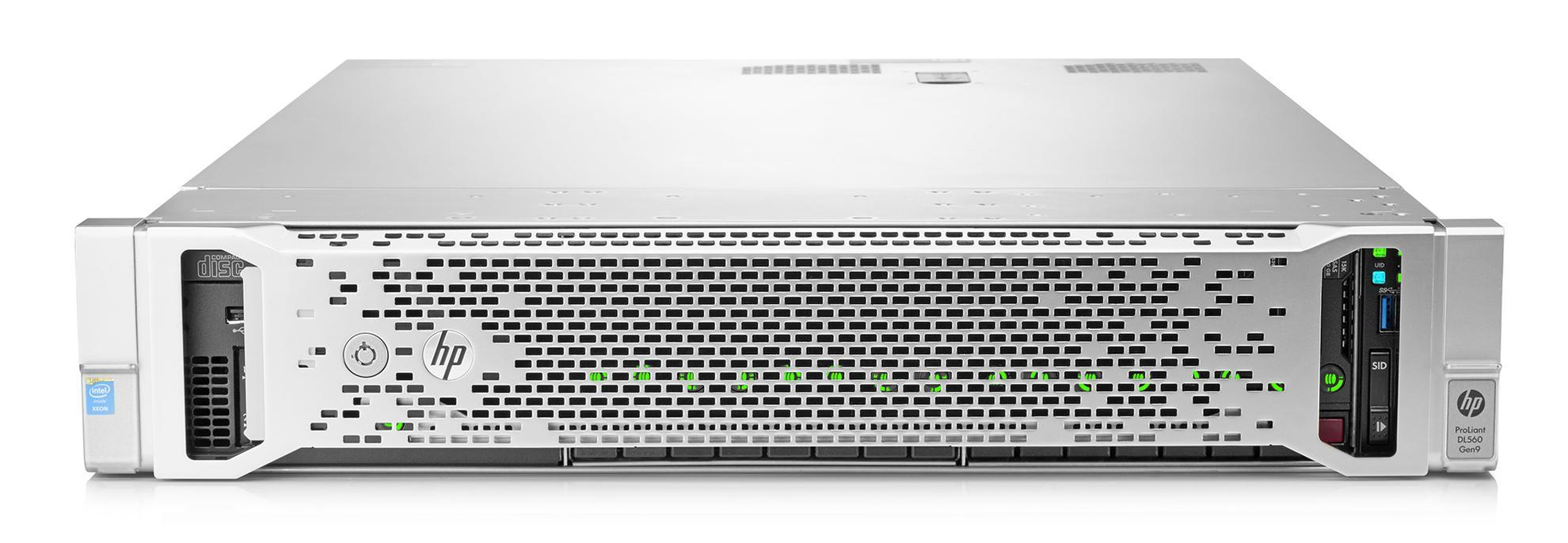 741064-B21 ������ HP Proliant DL560 Gen9 E5-4610v3/741064-B21