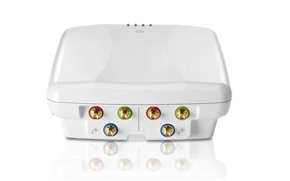 Точка доступа HP MSM430 Dual Radio 802.11n AP Dual Radio 802.11n AP (J9651A)