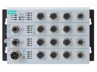 MOXA TN-5518A-8PoE-2GTX-WV-T