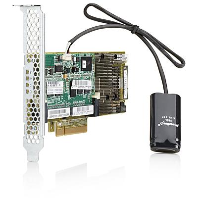 Контроллер HP SAS Controller Smart Array P430/4GB FBWC/6Gb/1-port Int, PCI-E 3.0/698530-B21