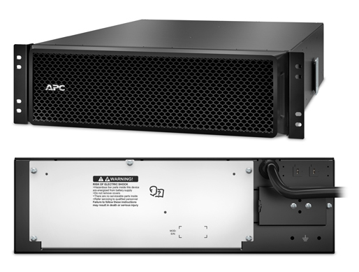 Дополнительная батарея APC Smart-UPS SRT RM battery pack, Extended-Run, 192 volts bus voltage, Rack