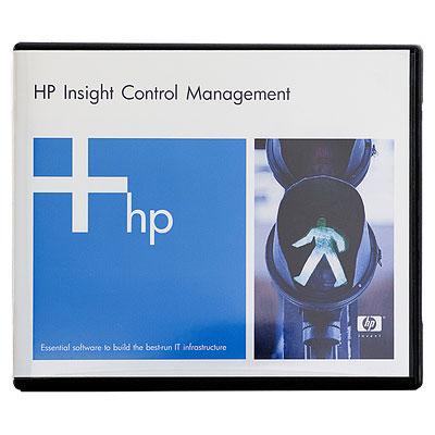 Лицензия HP E-LTU ICE (Insight Control Environment: iLO Advanced Pack, SIM, IPM, RDP/T9074BAE