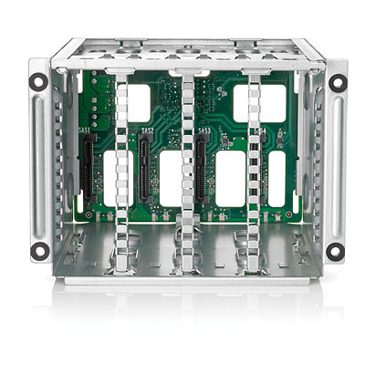 Корзина HP 5U 8SFF Expander HDD Cage Kit for ML350p Gen8/661714-B21