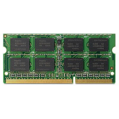 Модуль памяти HP 4GB (1x4GB) 1Rx4 PC3-12800R-11 Registered DIMM for DL160/360e/360p/380e/380p Gen8, ML350e/350p Gen8, BL420c/460c,