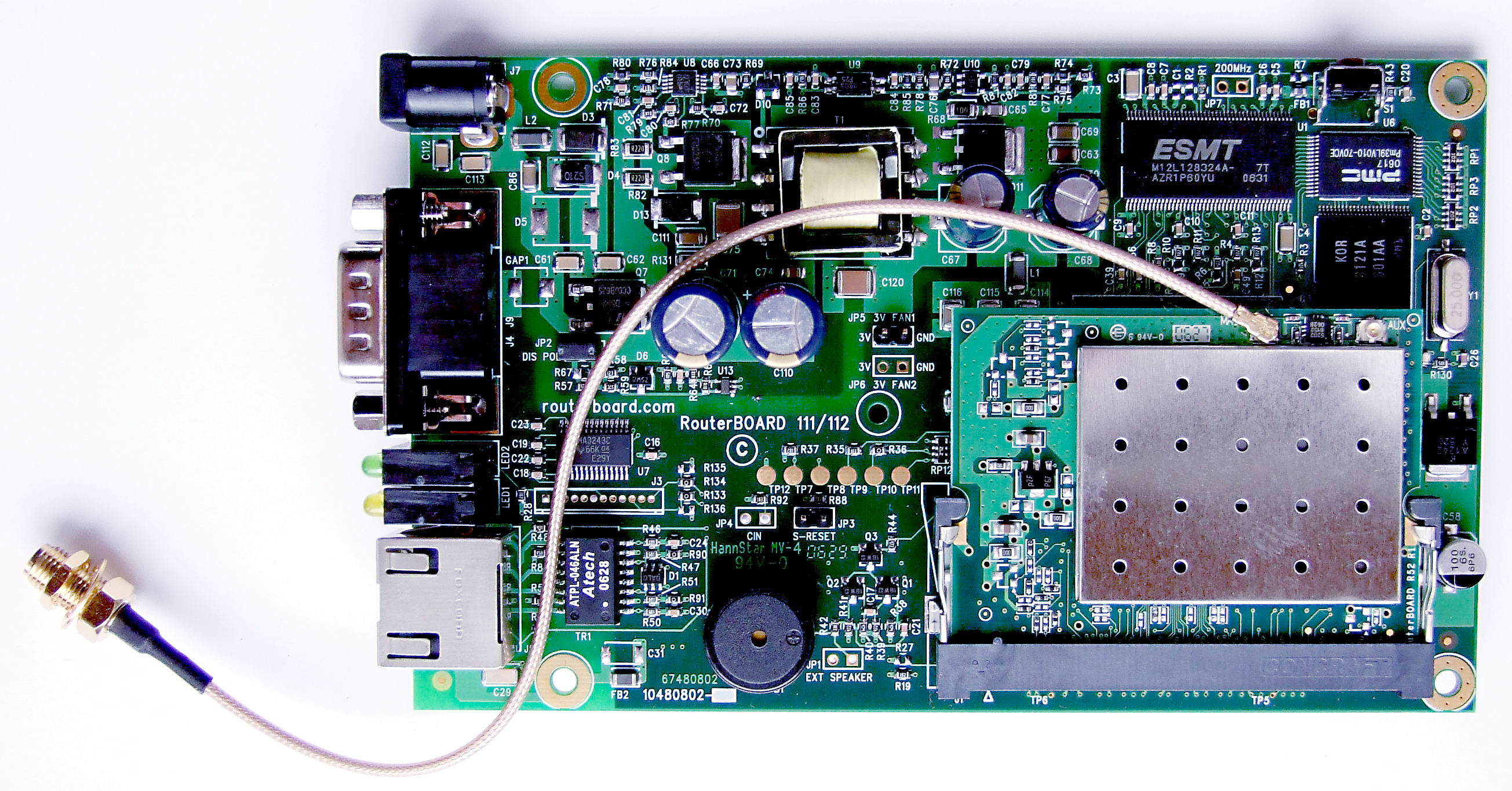 Модуль для коммутатора Huawei 8-port E1 Interface Card-DB44-75ohm, 1*1,with HW General Security Platform Software