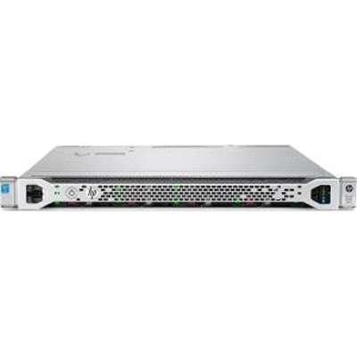 Сервер ProLiant DL360 HPM Gen9 E5-2660v4 Rack(1U)/2xXeon14C 2.0GHz(35MB)/4x16GbR1D_2400/P440arFBWC(2GB/RAID 1/10/5/50/6/60)/noHDD(8+2up)SFF