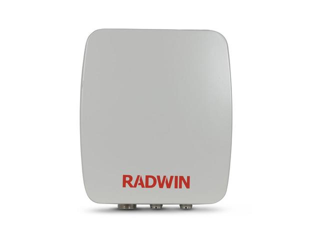 Абонентский радиоблок серии RADWIN HSU 510 RW-5510-9354 с интегрированной антенной малого форм-фактора и разъемами для подключения