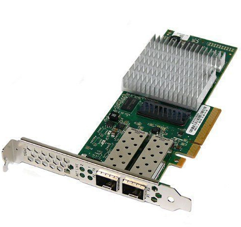 Контроллер Qlogic QLE8440-CU-CK Single port PCIe Gen3 to 10Gb CNA Direct Attach Copper Adapter