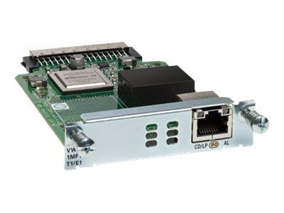 Модуль VWIC3-1MFT-G703= 1-Port 3rd Gen Multiflex Trunk Voice/WAN Int. Card - G. 703
