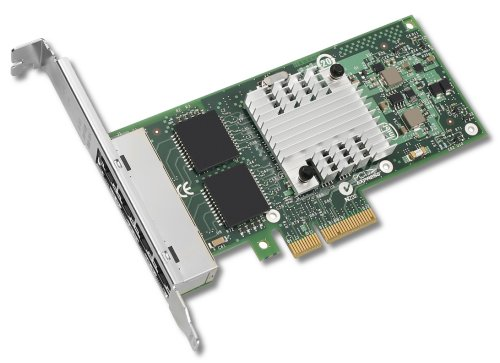 49Y4240 Контроллер Intel Ethernet Quad Port Server Adapter I340-T4 for IBM System x\49Y4240
