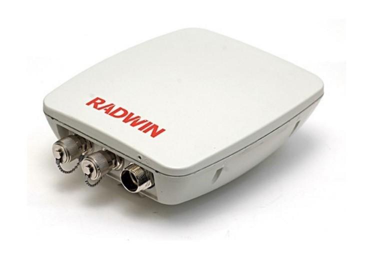 Радиоблок базовой станции серии RADWIN HBS 5025 RW-5025-9C54 для внешней антенны (2x N-type), поддер