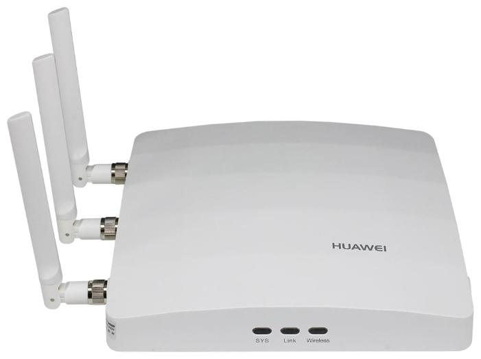 Беспроводная точка доступа Huawei AP7110SN-GN Mainframe(11n, Enhanced AP Indoor, 3x3 Single Frequency, External Antenna, No AC/DC adapter)