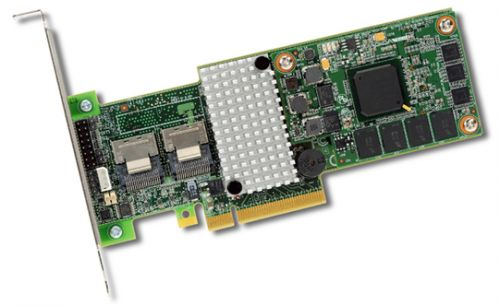 Адаптер Lenovo 9286CV-8e PCIe 6Gb 8 Port ThinkServer / External SAS RAID Adapter by LSI, 4XB0F28699