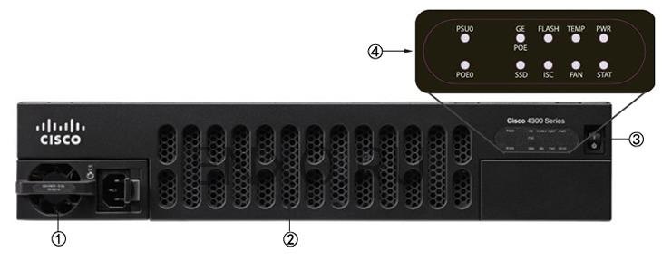 Сервер Proliant DL320e Gen8 E3-1230v2 Hot Plug (1U)/Xeon4C 3.3GHz(8Mb)/1x4GbUD/B120i(ZM/SATA/RAID0/1/1+0)/noHDD(4)LFF/DVD-ROM/iLOstd(w