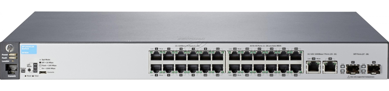 Управляемый коммутатор для рабочих групп HP 2530-24