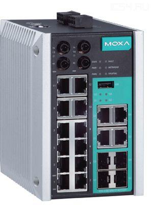 MOXA TN-4516A-4GTX-WV-CT-T