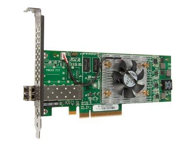 Контроллер Qlogic QLE2670-CK 16Gb Single Port FC HBA, PCIe Gen3 x4, LC multi-mode optic