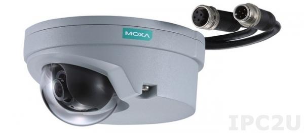 MOXA VPort P06-2M80M