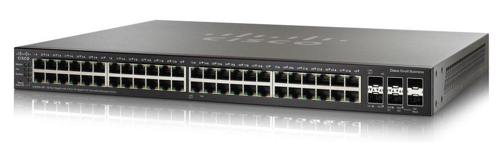 Cisco SG500X-48P-K9-G5