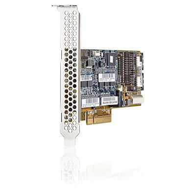 Контроллер HP SAS Controller Smart Array P420/1GB FBWC/6Gb/2-port Int(SFF8087)/631670-B21