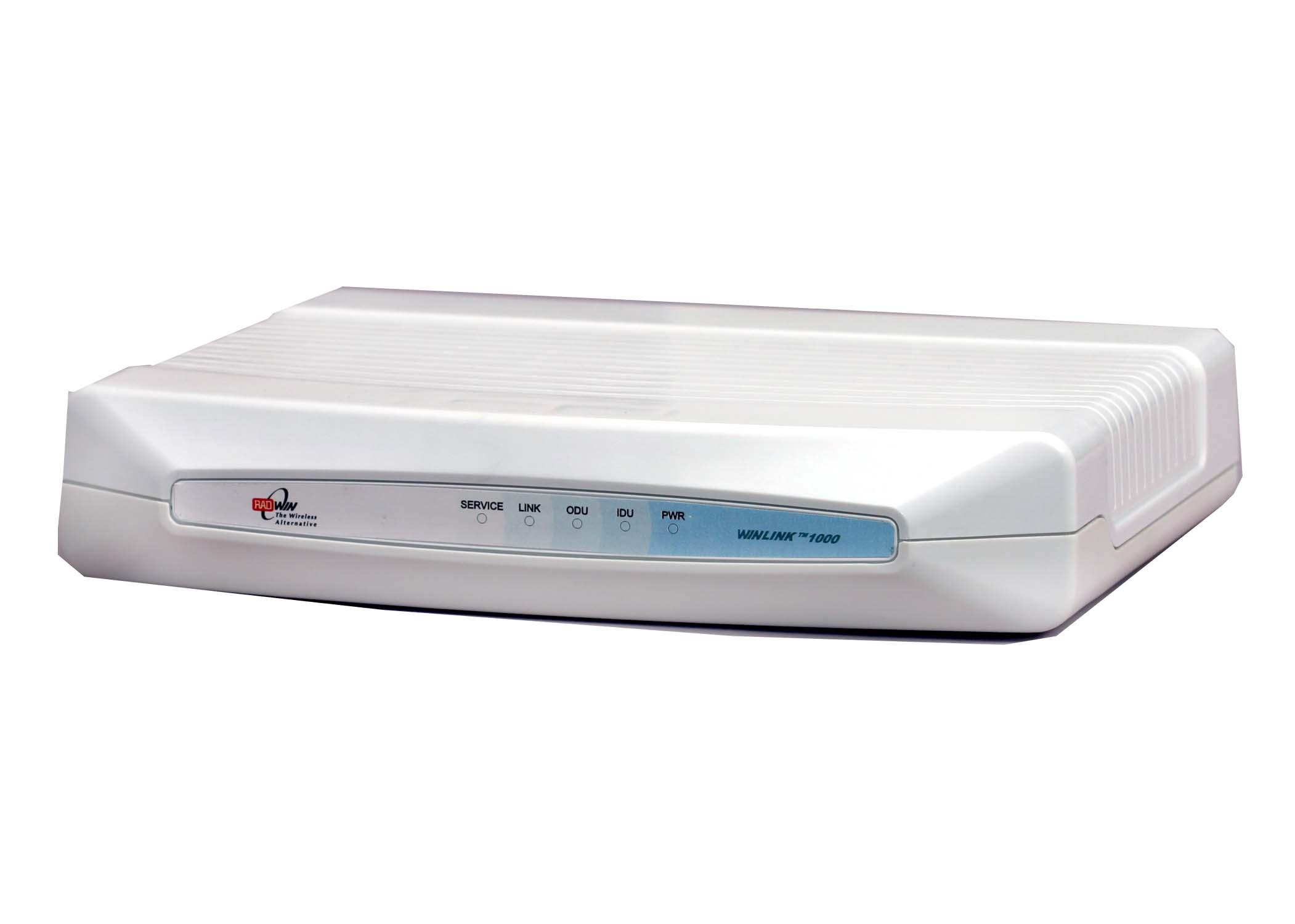 Внутренний блок для резервирования 1 потока T1 RADWIN WL1000-IDU-R-T1 AT0065151; 2 порта Ethernet и